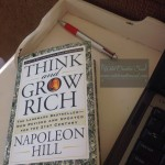 Cover of Think and Grow Rich by Napoleon Hill