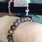 Bracelet for essential oils