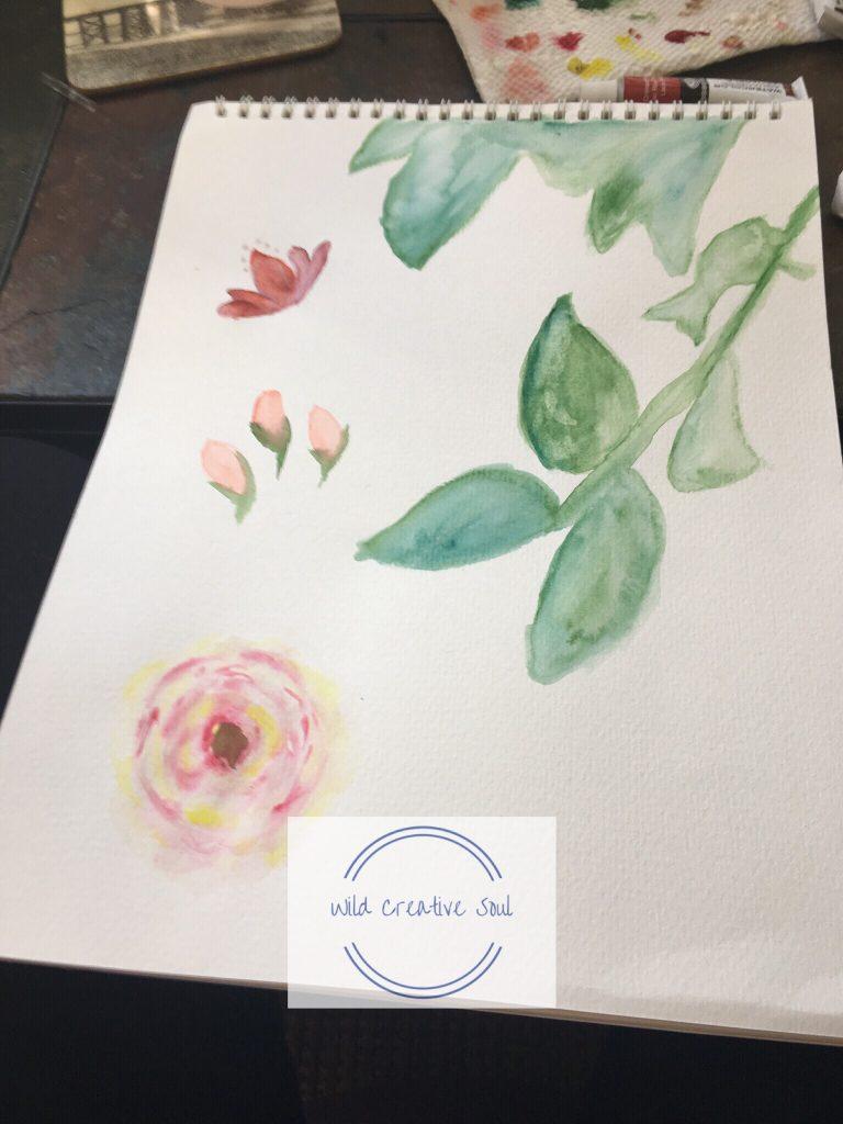 Watercolour by Wild Creative Soul